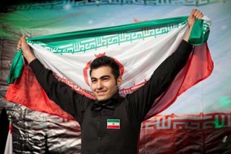 حسین وفایی بیلیارد باز ایرانی قهرمان جهان شد